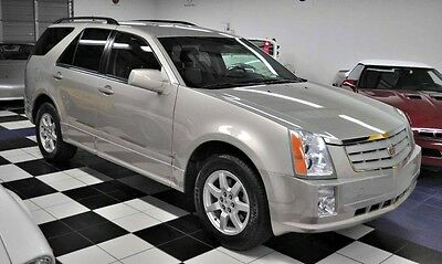 2008 Cadillac SRX ONLY 53K MILES - X-CLEAN !!! GORGEOUS AWD SRX - FLORIDA CAR - X-CLEAN INSIDE/OUT - VERY LOW MILEAGE!!