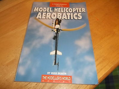 A Guide To Model Helicopter Aerobatics By Russ Deakin Modellers World Flight Rc