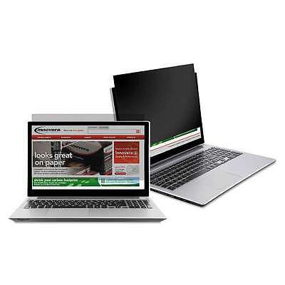 """Innovera® Blackout Privacy Filter for 15.6"""" Widescreen Notebook,  686024464402"""