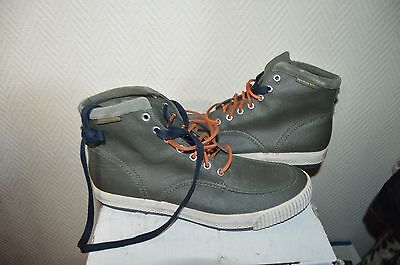 Chaussure Basket Diesel  Taille 45 Neuf Sneakers/shoes/zapatos/ Enduit Cuir
