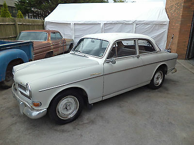 Volvo 122S 2Dr B18 Amazon (1963) Lhd Solid Project! New Interior! Exc Project!