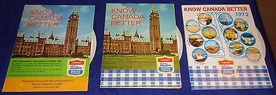 BR1750 Vtg Weston Baked Goods Know Canada Better 1972 1973 1980 Ad