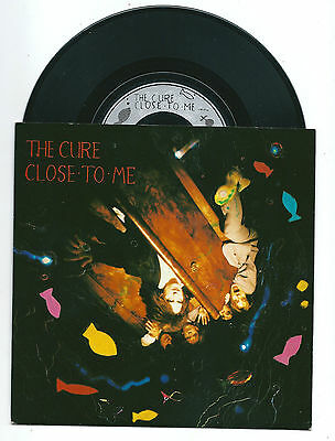 CURE - Close to Me / Orig. 45 / V N Mint