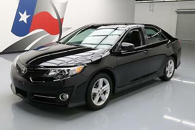 2012 Toyota Camry  2012 TOYOTA CAMRY SE 2.5L AUTO NAV BLUETOOTH ALLOYS 51K #119607 Texas Direct