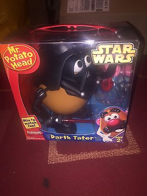 Playskool Mr Potato Head Star Wars Darth Tater MISB
