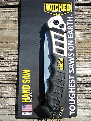 Wicked Tree Gear High Performance Hand Saw