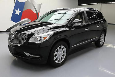2014 Buick Enclave Leather Sport Utility 4-Door 2014 BUICK ENCLAVE LEATHER REAR CAM 3RD ROW 7-PASS 67K #346484 Texas Direct Auto