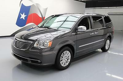2016 Chrysler Town & Country  2016 CHRYSLER TOWN & COUNTRY LTD NAV HTD LEATHER 24K MI #232392 Texas Direct