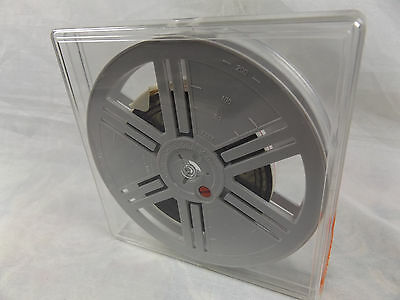 "Vintage Ca 1970s 8mm Home Movie ~ WALLAROO ~ 5"" Reel in Hard Case"