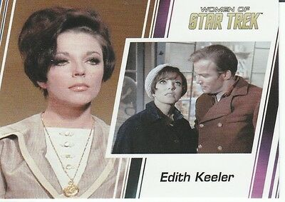 Star Trek Women Of Star Trek 50Th Anniversary Sealed Box & Album With Promo Card