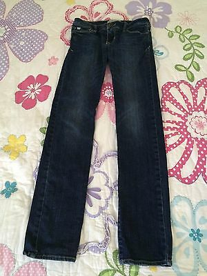 Abercrombie Girl Jeans size 14 slim maddy cute stretch