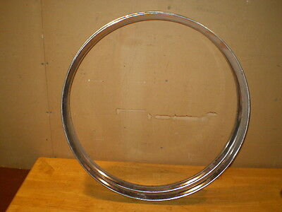 "SALE! NOS Vintage 26"" Balloon Tire  Bicycle Drop Center Rims Shelby Elgin Colson"