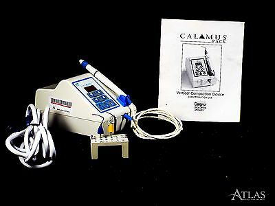 Dentsply Calamus Pack Dental 2004 Obturator for Root Canal Obturation w/ 2 Tips