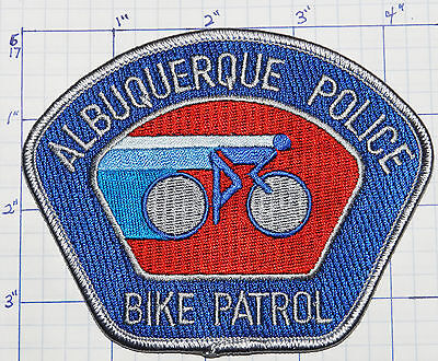 New Mexico, Albuquerque Police Bike Patrol Patch