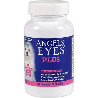 Angels' Eyes Plus Natural Supplement For Dogs 45g Beef 094922009029