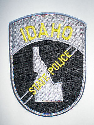 ID Idaho Highway Patrol State Police trooper patch