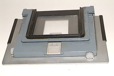Durst A6oo negative carrier