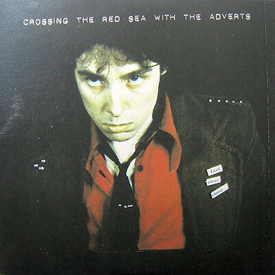 The Adverts 'crossing The Red Sea With The Adverts' 2Lp Vinyl -New/sealed