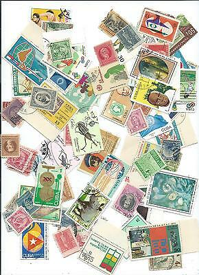 South America  Used Stamp Collection