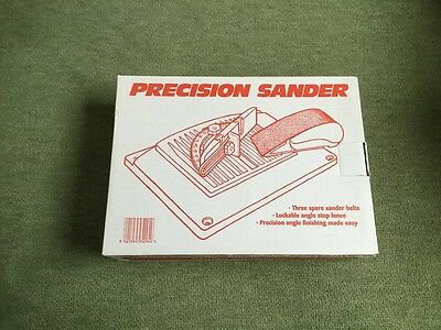 Precision Sander Plinic Products
