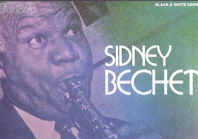 SIDNEY BECHET compilation French RCA 3LPs FXM3 7054 prb