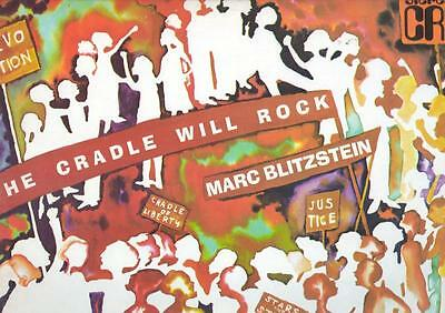 BLITZSTEIN The Crade will Rock from 1964 production CRI SD 266 2LPs rare drs