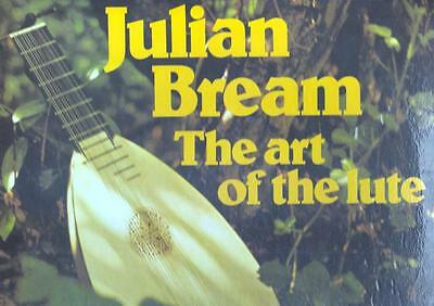 JULIAN BREAM The Art of the Lute RCA 3LPs RL42864 Dowland Byrd etc drs