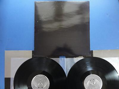 Metallica (Black Album) Vertigo 91 Uk 1St Pr 2Xlp