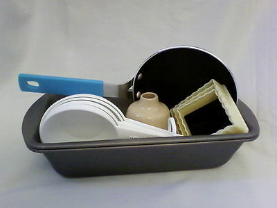 Kitchenware baking cooking utensils Set GREAT FOR NEW HOMEOWNERS! bakeware