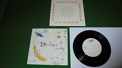 "The Cure - Caterpillar - Japaneses Promo 7"" Single - Vap Japan"