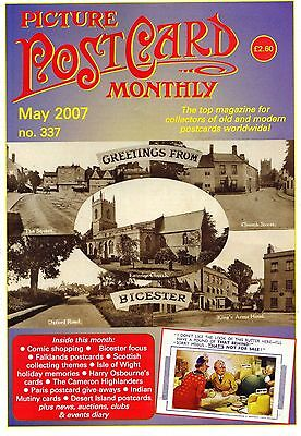 Picture Postcard Monthly - Issue 337 - May 2007