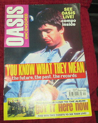 Oasis Uncensored.issue 8.