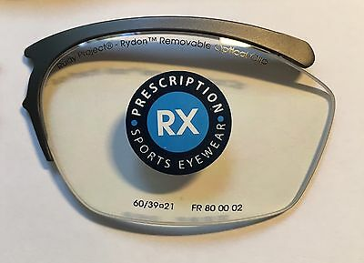Rudy Project RYDON Direct Rx Optical Prescription Insert Adapter