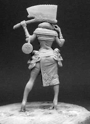 █ 30mm Resin KD Doctor Female ONLY Figure unpainted unassembled WH097