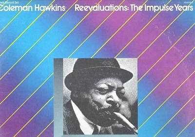 COLEMAN HAWKINS Reevaluations: The Impulse Years ABC 2LPs AS-9258-2 prb