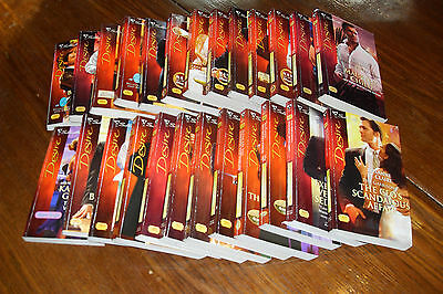 Nice bundle of Silhouette Romance Novels LISTED   free shipping in Canada