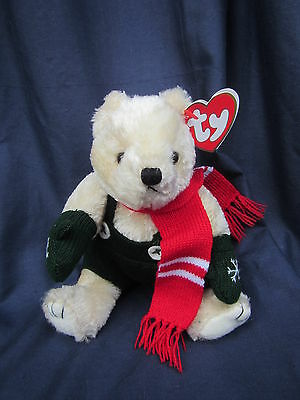 Adorable 'WEATHERBY' TY Attic Treasure Bear NWT.