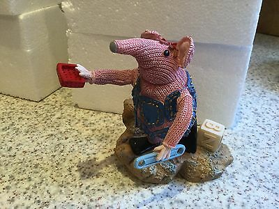 The Clangers - Aunty Clanger Figurine - By Robert Harrop