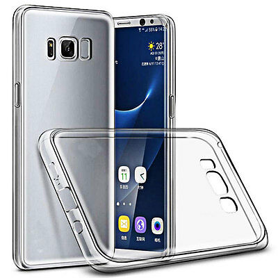 Ultra Thin Shockproof CLEAR Phone Case Anti-Broken Cover For Samsung Galaxy S8