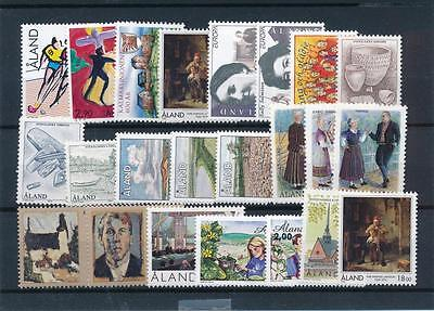 [21234] Aland Good Lot of Very Fine MNH Stamps