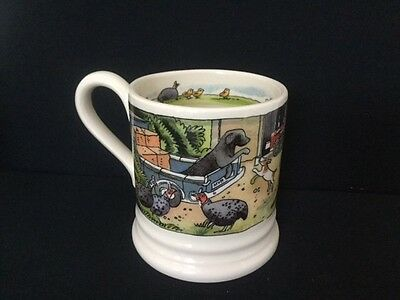 Emma Bridgewater Year In The Country Half Pint Mug New And 1St Quality