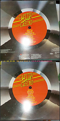 ♫ Northern Soul - CAPITOL SOUL CASINO  LP ♫