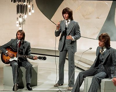 "Bee Gees 10"" x 8"" Photograph no 20"