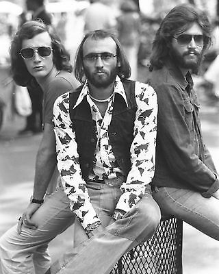 "Bee Gees 10"" x 8"" Photograph no 22"