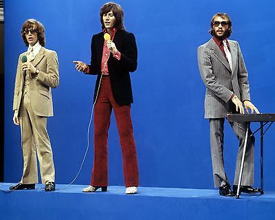 """Bee Gees 10"""" x 8"""" Photograph no 23"""