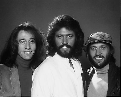 "Bee Gees 10"" x 8"" Photograph no 29"