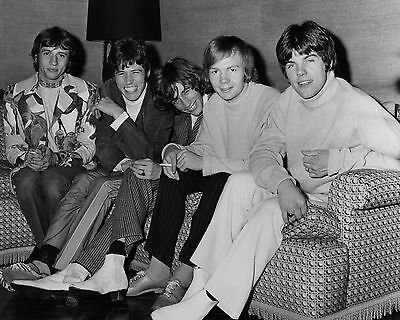 """Bee Gees 10"""" x 8"""" Photograph no 47"""
