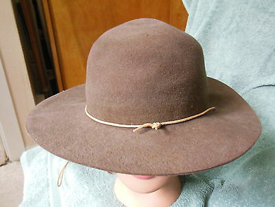 Vintage Scout Leaders Felt Hat British Manufacted Scouting Scouts