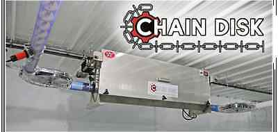 Automated Production Chain Disc Delivery System Poultry Swine Feeder