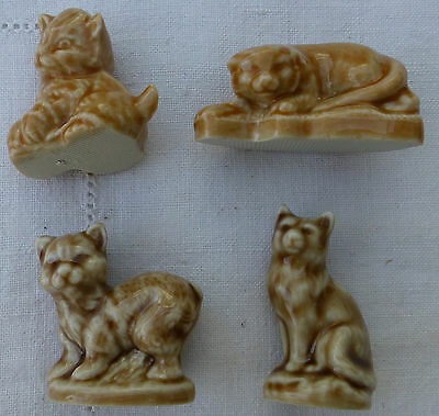 WADE Tom Smith CAT COLLECTION Cat, Stalking Cat, Cat Standing, Kitten Seated